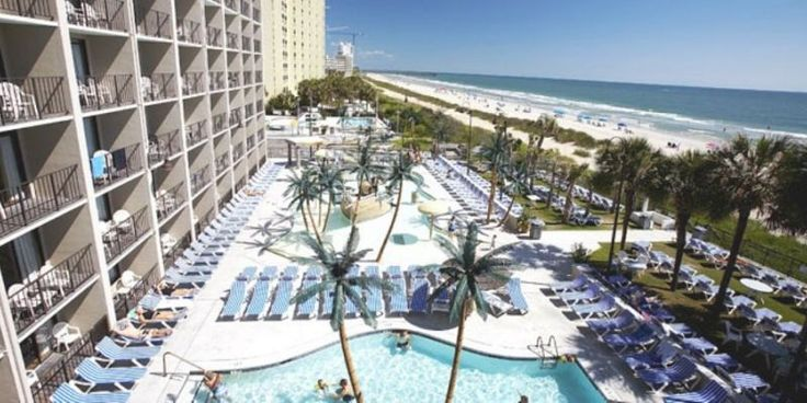Best Oceanfront Hotels in Myrtle Beach