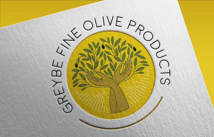 Branding | Greybe Fine Olive Products on Behance