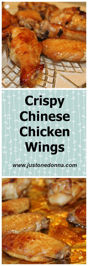 These Chinese chicken wings are a yummy appetizer your family and friends will love.| Oven baked Chinese chicken wings.