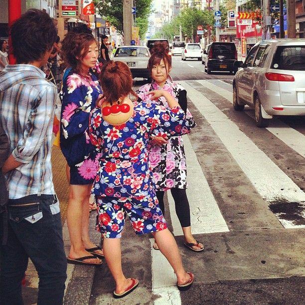 Fashion in Matsuyama, Ehime