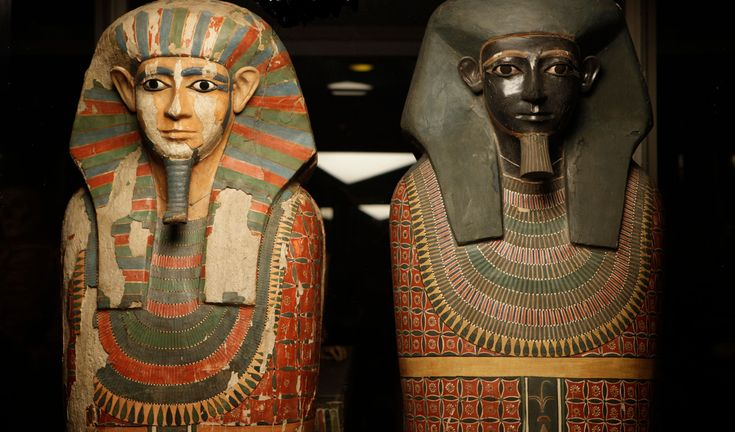 FOX NEWS: Ancient 'Two Brothers' mummy mystery solved thanks to high-tech DNA test