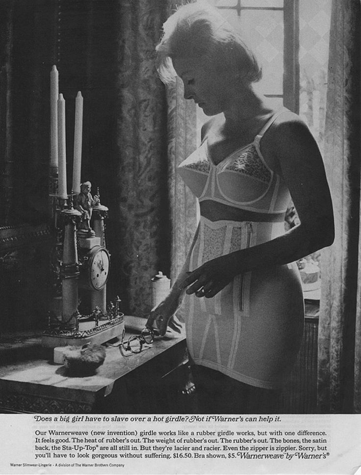 love girdle : Photo | Things to Wear | Vintage girdle ...