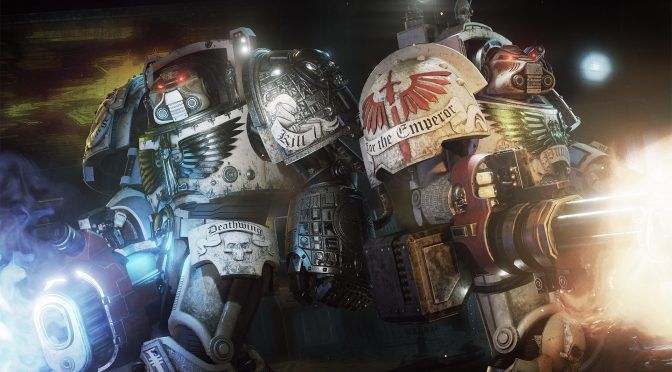 Watch the launch trailer for Space Hulk: Deathwing | Live for Films