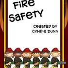 Are you students ready to pass a fire safety test?  This fire safety game will help your students review a variety of fire safety rules.  Includes ...