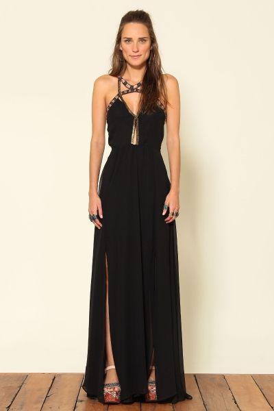 I don't really like the shoes, but I LOVE the dress