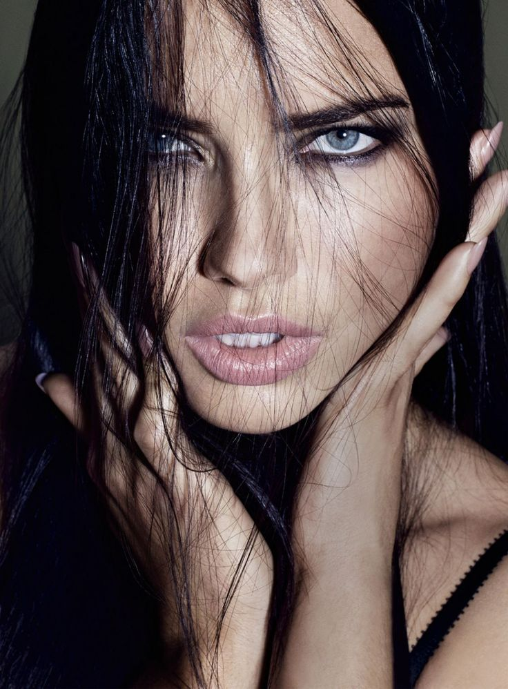 Adriana Lima in Marc Jacobs Fall '15 by Paolo Kudacki for Elle October 2015