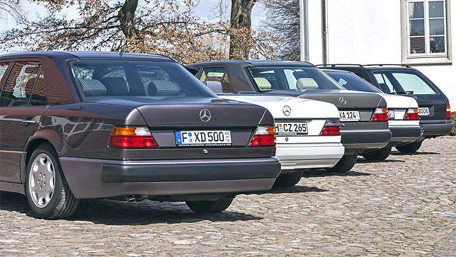 Mercedes W124 – AUTO BILD KLASSIK