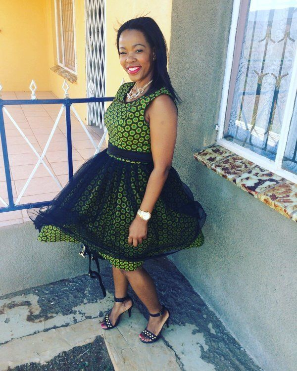 Latest Shweshwe dresses traditional fashion 2016