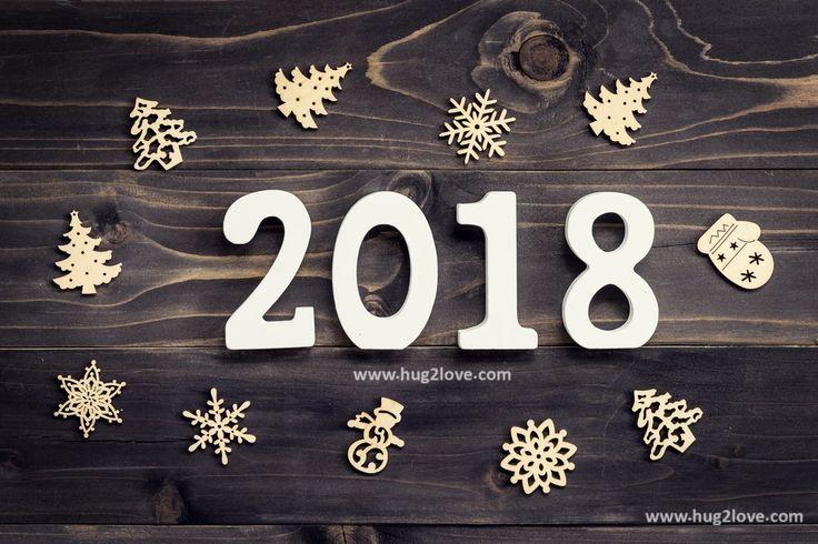 New Years 2018 Desktop Free Wallpaper