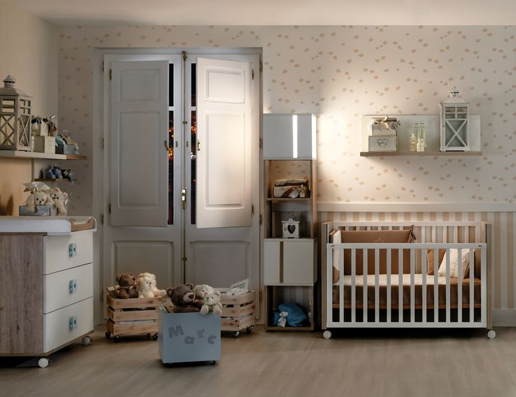 Serenidad y sencillez: los dos adjetivos principales en la habitación de tu bebé. + INFO: http://www.ros1.com/blog/es/2016/11/15/feng-shui-2/