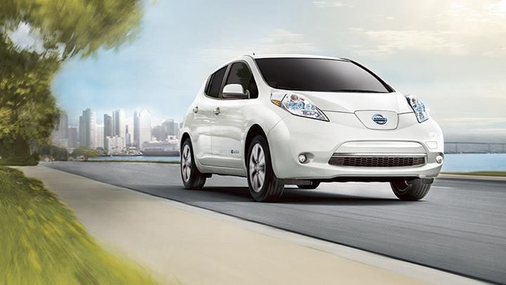 Happy #EarthDay from #AjaxNissan!  #Nissan #LEAF #Torque #Fun #PlugIn #FillUp #HighTech #LowImpact #Efficiency #ZeroEmissions #WasteNot #WantNot #Practical #Innovation #FiveSeater #Shift #Navigation #Premier #Car #Dealership #ExceptionalService #Ajax