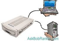 I want to install the hard drive from my old computer as the secondary hard drive of my new computer. The new computer is an HP with a SATA hard drive. My old hard drive is a Seagate Ultra ATA/100. How do I add this hard drive to my new computer?    Read more: http://askbobrankin.com/sata_and_ide_hard_drives.html#ixzz27UktAJj5
