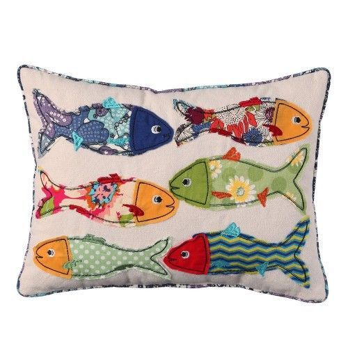 Cojín peces   -   Fishes cushion