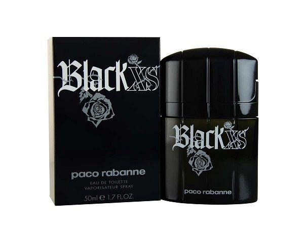 PACO RABANNE BLACK XS EDT 50ML MEN