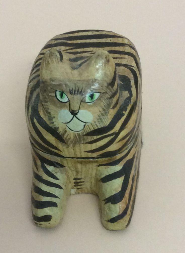 Kashmir Tiger box