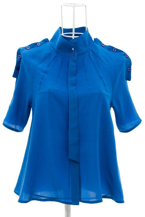 Chemise-Femme-Chic-Soie-Bleu-Ako-Ken-OKADA-face.png (500×750)