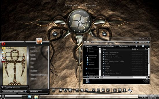 tribal themes for windows 7 - free Windows 7 Visual Styles, Windowblinds, Miscellaneous themes download