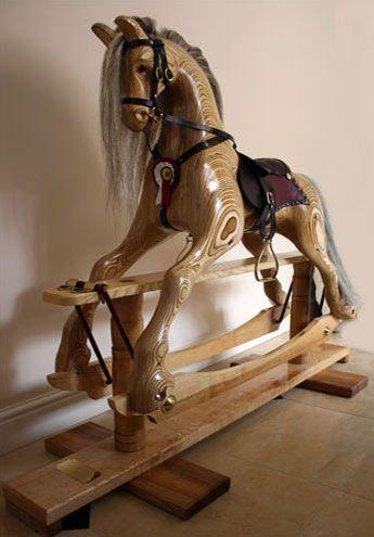 Rocking Horse tutorial