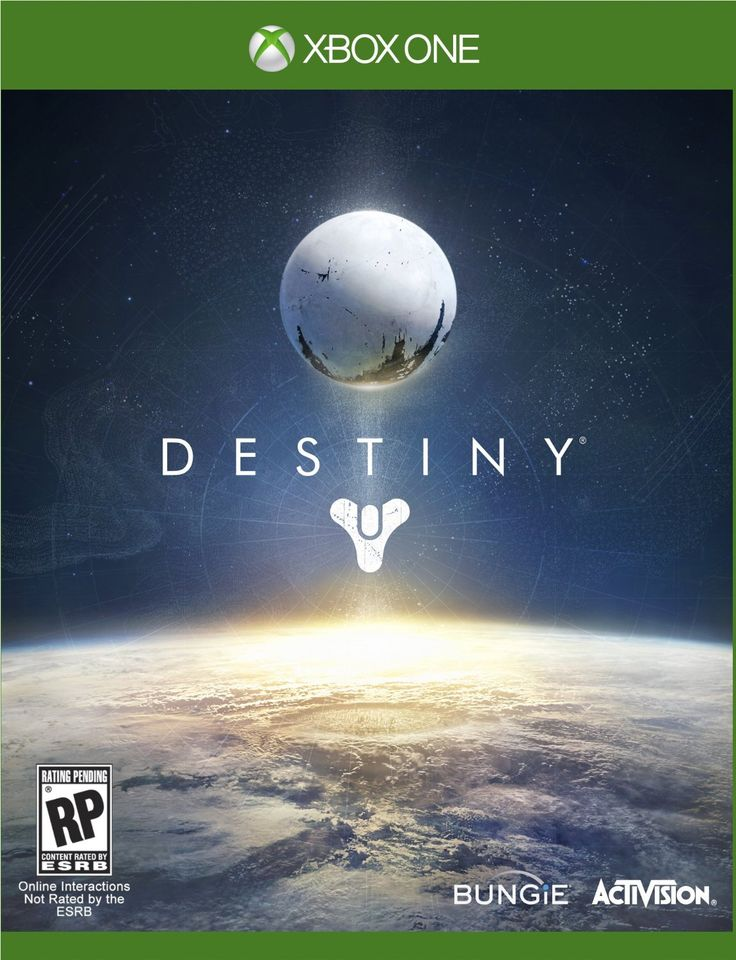 Destiny Video Game on Xbox One, gonna be one of the best MMO/nonMMO games around #Gaming