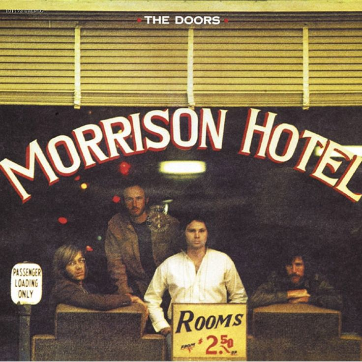 The Doors - Morrison Hotel 180g LP