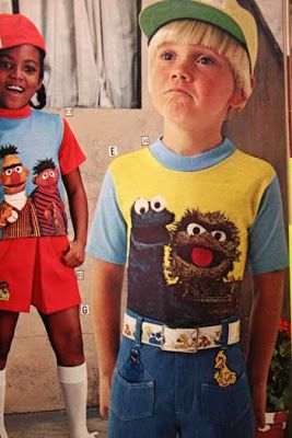 A JC Penney catalog from 1977- children boy's fashion, actor ricky schroder? - 15 Minute Lunch: So once upon a time, I found this catalog in the rafters...