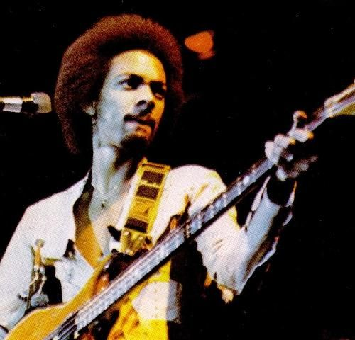 Louis Johnson bassist dies | ... death of funk and R&B bassist Louis Johnson of the Brothers Johnson