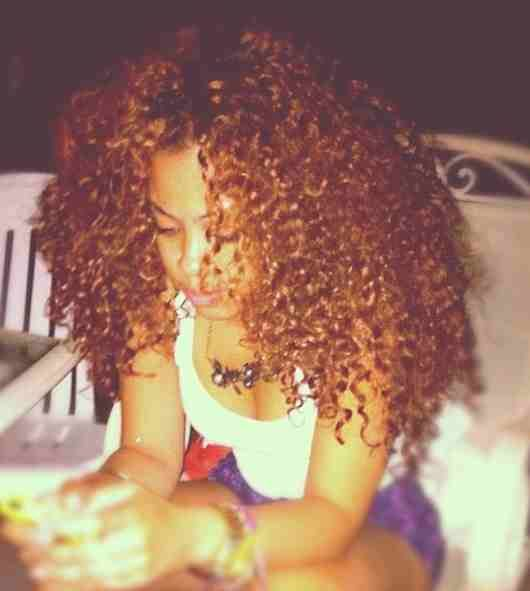 Long curly hair - fake it till you make it with crochet braids, lol