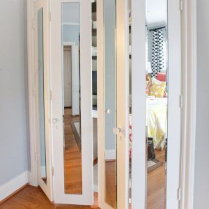 Alternatives To Sliding Mirror Closet Doors