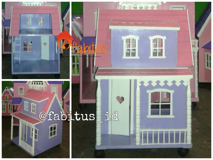 Fabitus Barbie House