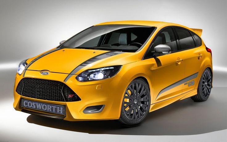 2013 focus st decals   Ford Reveals Five SEMA-Bound 2013 Focus ST Hatchbacks - Rumor Central