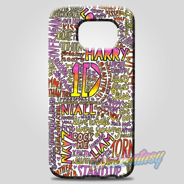 One Direction Harry Styles Tattoos Samsung Galaxy Note 8 Case Case | casefantasy
