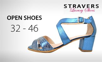 #open #shoes #sandals on #midheels #comfy #comfortable #vacation #summer #openshoes in #small and #large #shoesize Webshop: https://stravers.shoes