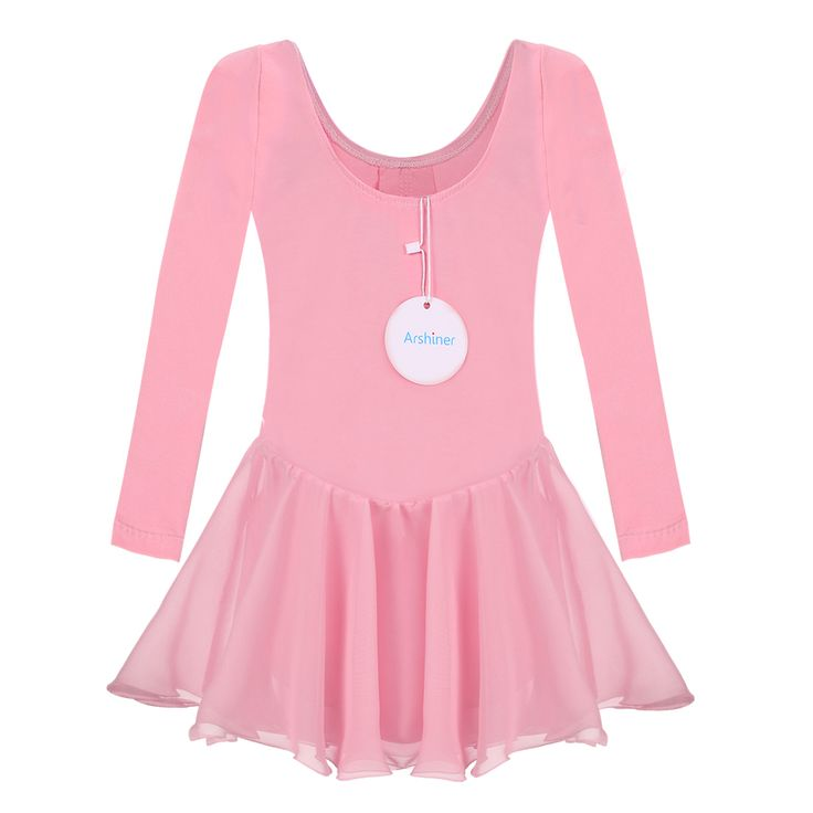 8.73$ (More info here: http://www.daitingtoday.com/new-fashion-2017-long-sleeve-girl-dress-children-girls-clothes-gymnastics-dance-dress-kids-girl-ballet-tutu-dresses-outfits ) New Fashion 2017 Long Sleeve Girl Dress Children Girls Clothes Gymnastics Dance Dress Kids Girl Ballet Tutu Dresses Outfits for just 8.73$
