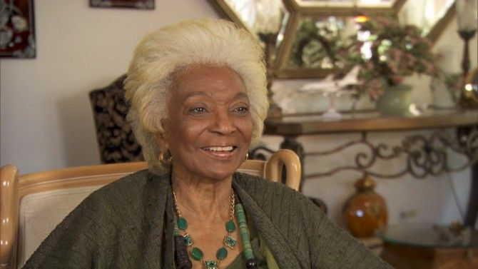 Nichelle Nichols is heading to an airborne observatory on an upcoming NASA mission.