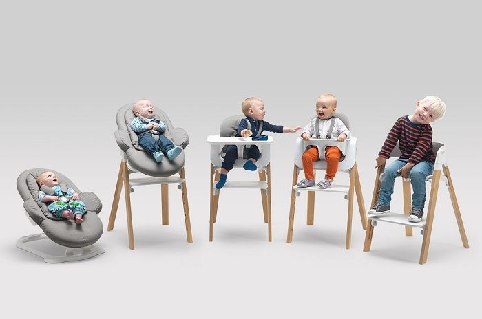 New Stylish High Chair by Stokke | NordicDesign