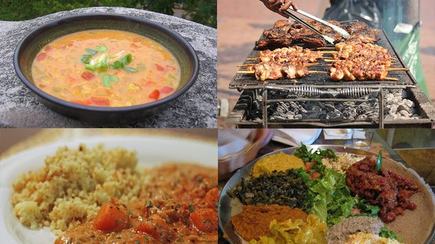 Africa's 20 most popular foods: Biltong, fufu, injera, couscous, ugali anyone?