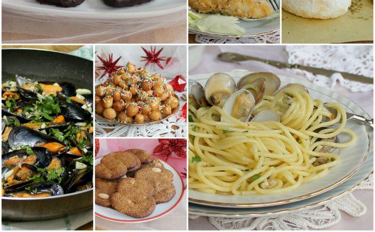 Menu della Vigilia di Natale alla napoletana