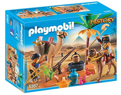 "From 12.09:Playmobil 5387 ""History Egyptian Tomb Raiders' Camp"" Playset"