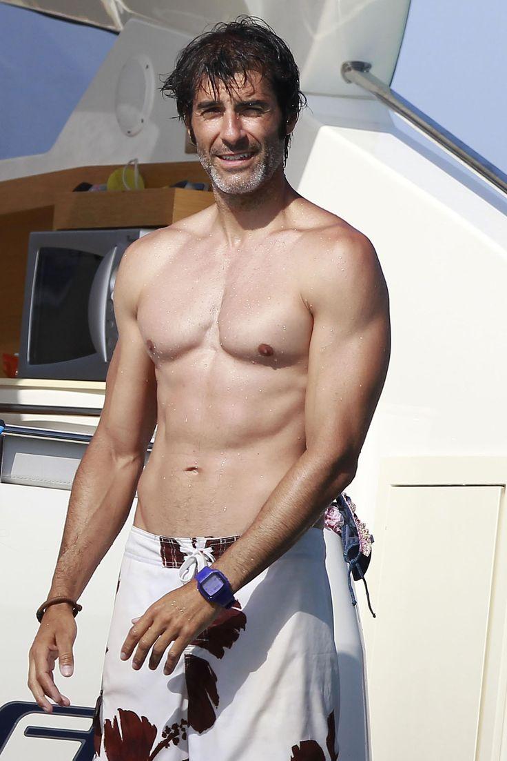 Jorge Fernández Madinabeitia - Spanish TV presenter, model ...
