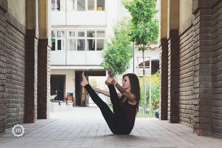 Sajtos Ágnes | Mandala Jóga Debrecen (fotó: Balogh Róbert)