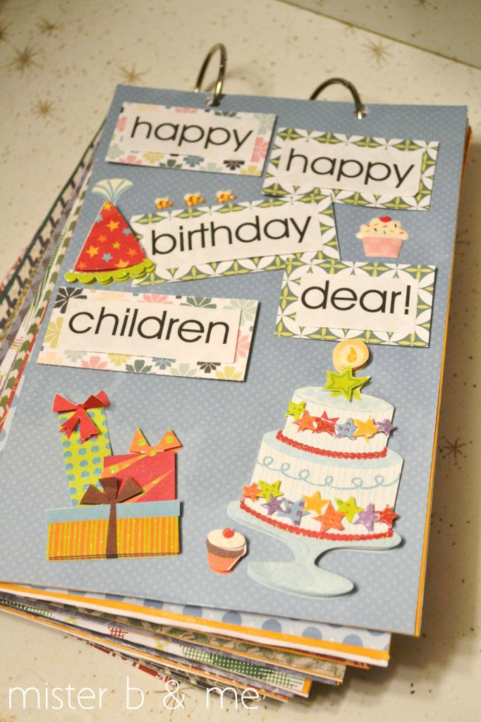 Diy Calendar Card : Diy birthday calendar the perfect solution for