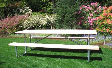 17 Best Ideas About Outdoor Picnic Tables On Pinterest