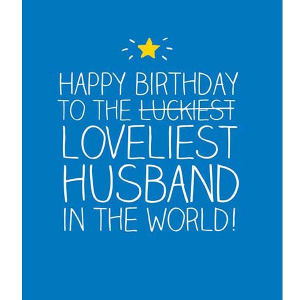 Happy Birthday Husband, Birthday Greetings To