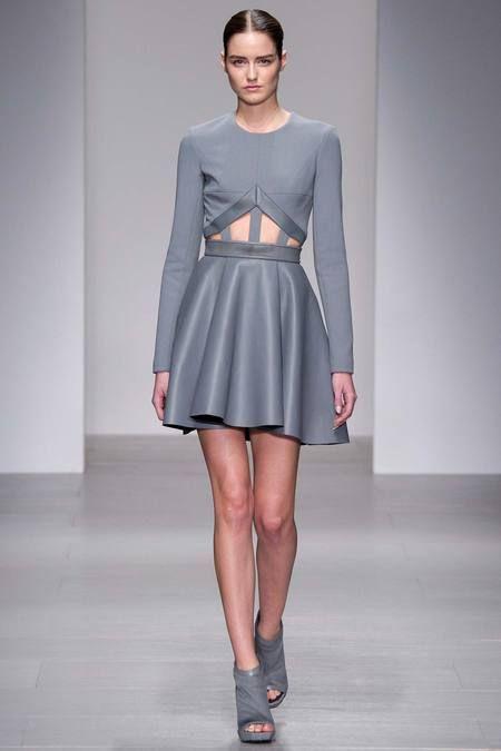 David Koma Fall 2014. red carpet prediction: gwyneth paltrow