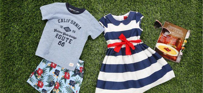 Удобная и привлекательная одежда для ваших детей