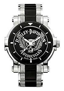 Harley Davidson Bracelet Black