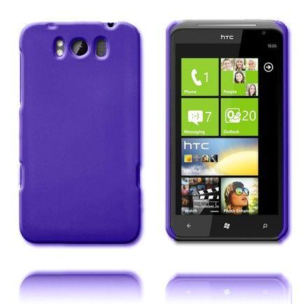 Hard Shell (Lilla) HTC Titan Deksel