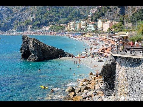 Cinque Terre: Monterosso, Vernazza, Corniglia, Manarola, Riomaggiore (Wł...