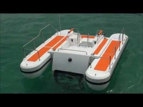 "Company Unveils EGO-SE 450 ""Penguin"", a Personal Semi-Submarine Boat - TechEBlog"