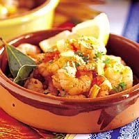 Recept - Gambas al ajillo - Garnalen met knoflook - Allerhande